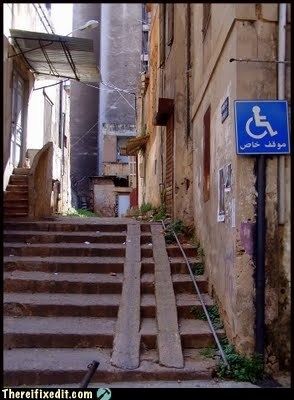 accessible ada arabic disability disabled wheelchair