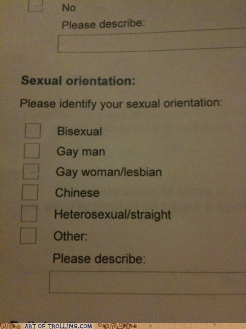 chinese IRL racist sexual orientation - 6078921984