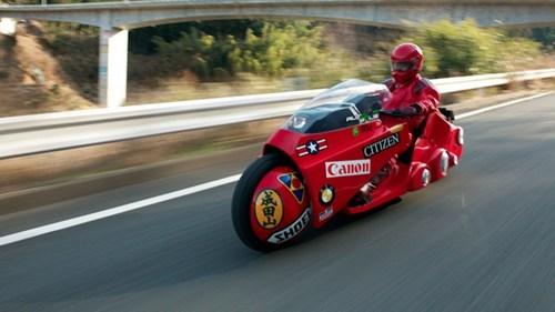 Akira,bike,Japan,kaneda,katsuhiro otomo,Nerd News