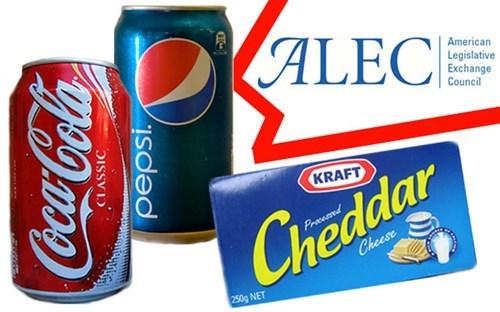 alec,coke,kraft,pepsi,Trayvon Martin