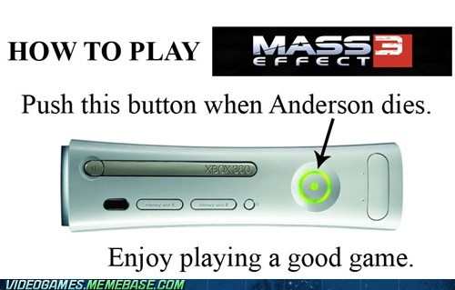anderson,endings,good game,mass effect,mass effect 3,unspoiler