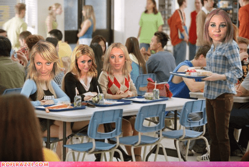 Amanda Bynes,funny,lindsay lohan,mean girls,Movie,Nicole Richie,paris hilton,shoop
