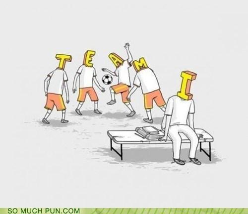 I idiom literalism no i in team team - 6079564032