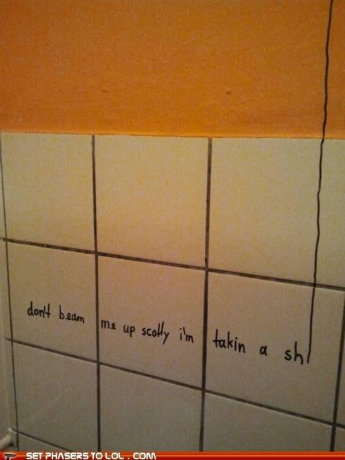 beam me up best of the week poop scotty Star Trek - 6079726336