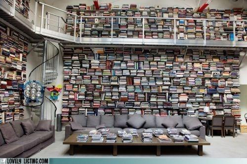 bookcase designer home Karl Lagerfeld library - 6079920640