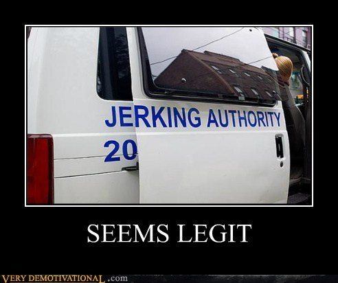 authority hilarious seems legit sign van - 6080301824