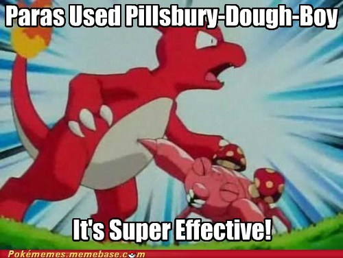 charmeleon paras Pillsbury dough-boy stab the internets - 6080698112