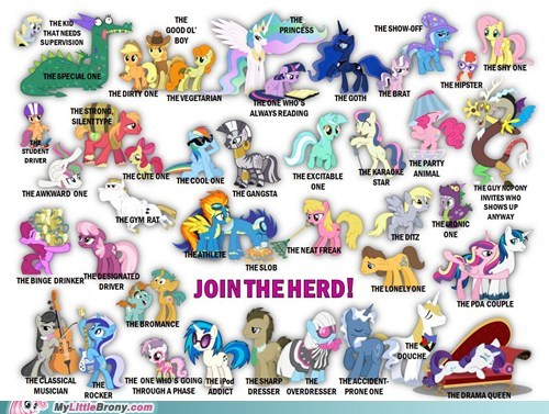 Bronies facebook join the herd picture ponies tag - 6081648896
