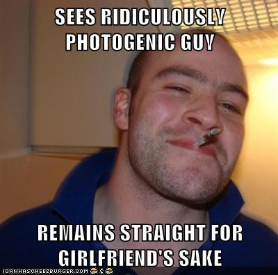 girlfriend Good Guy Greg photogenic guy straight the force - 6083860224