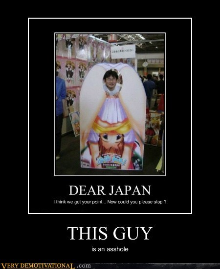 idiots,Japan,that guy,wtf