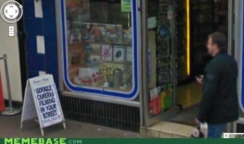 camera google street car The Internet IRL trolling - 6086019584