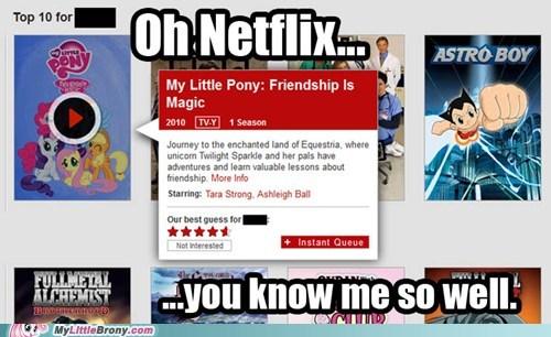 five star rating IRL my little pony netflix top ten - 6088297984
