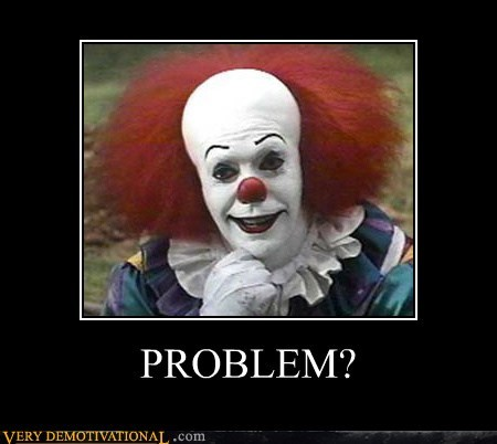 clown,it,stephen king,Terrifying,troll