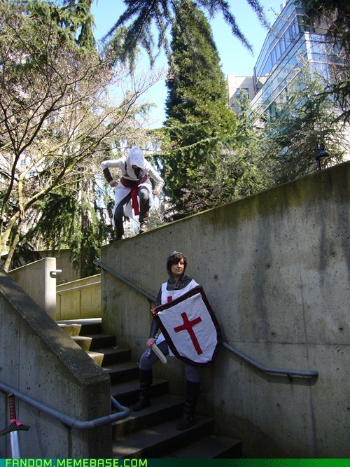 altair assassins creed cosplay video games - 6089154048