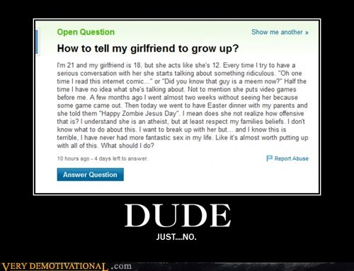 dude hilarious wtf yahoo answers - 6089239296