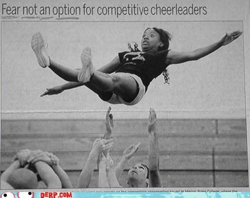 cheerleader derp fear sports - 6089861120