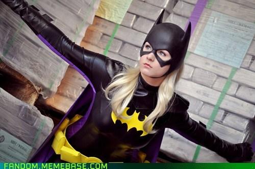 batgirl comics cosplay DC - 6089939968