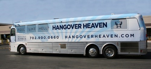bus tour,hangover