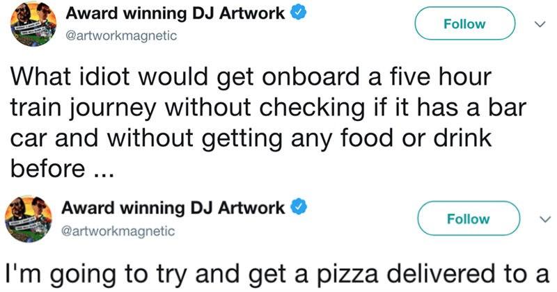 twitter pizza restaurant live tweet ridiculous food win - 6089989