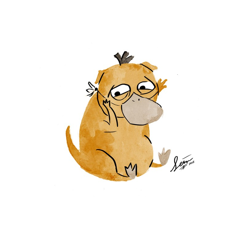Pokémon list Fan Art pugs - 609029