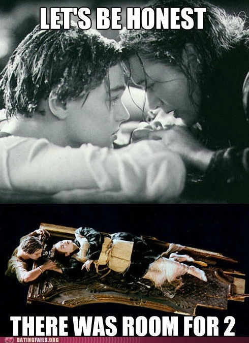 jack,room for 2,rose,titanic