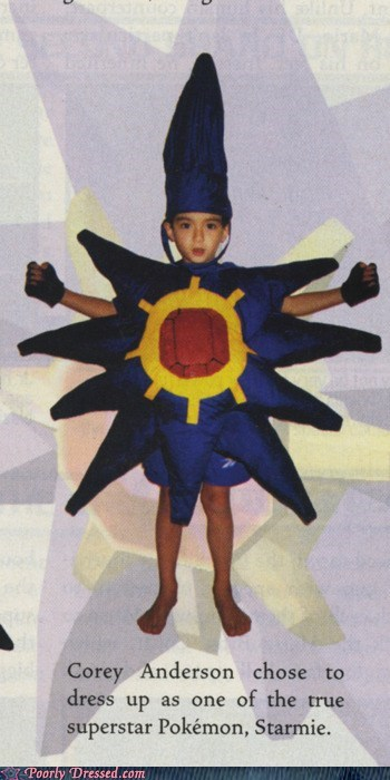 cosplay costume halloween Pokémon Starmie