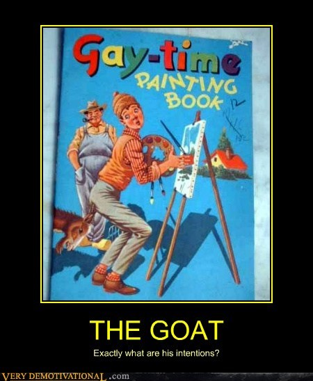 goat hilarious intentions wtf - 6091017728