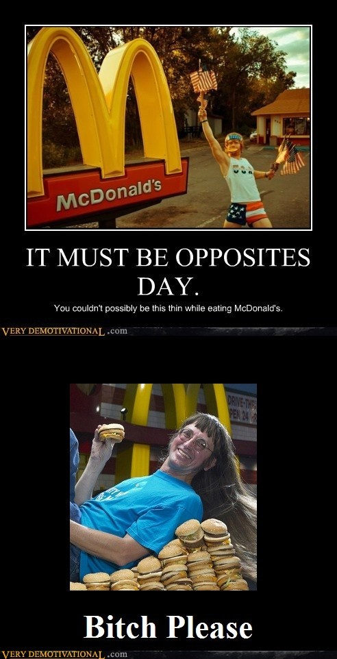 Don Gorske fat hilarious McDonald's - 6091071744