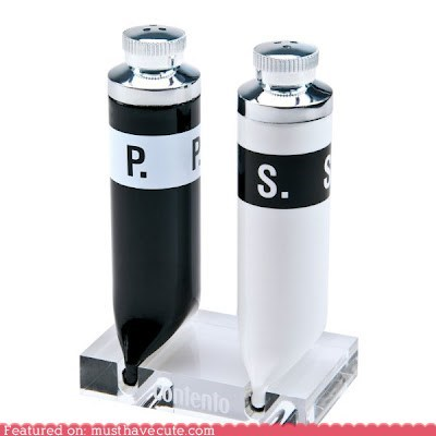 paint pepper salt seasoning shakers tubes - 6091402240
