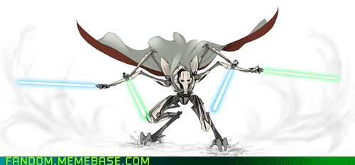 Fan Art,General Grievous,star wars