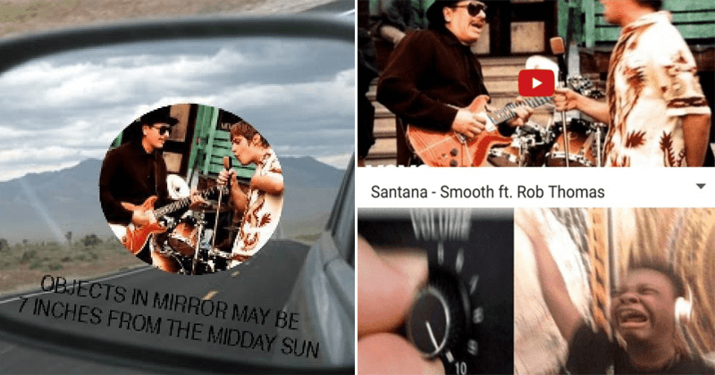 Funny memes about smooth by carlos santana featuring rob thomas