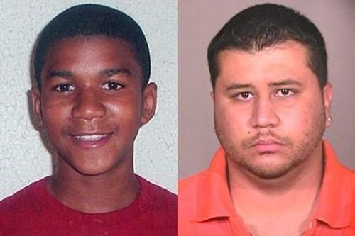 George Zimmerman Trayvon Martin - 6091807488