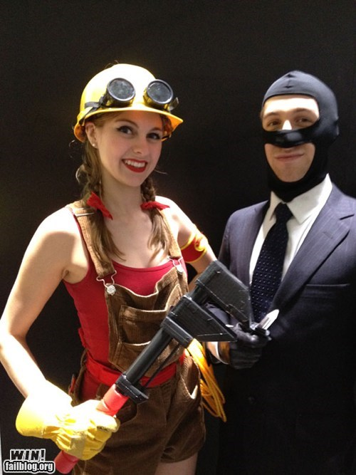 cosplay,nerdgasm,PAX,Team Fortress 2