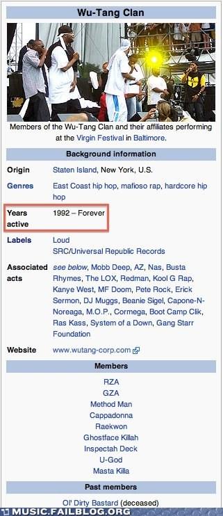forever wikipedia wu tang Wu-Tang Clan - 6092227072