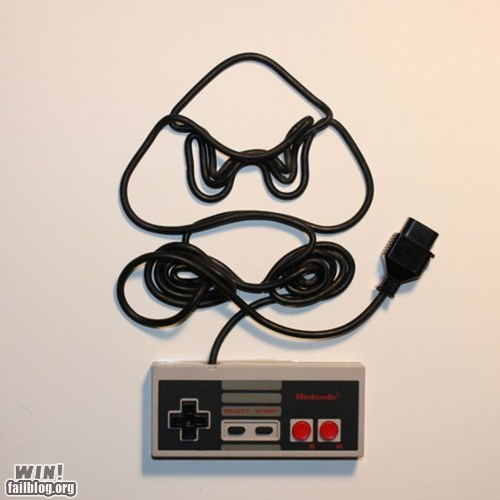 controller goomba mario nerdgasm NES Super Mario bros video games - 6092243456