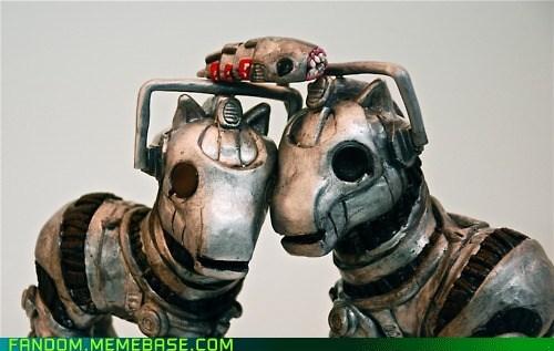 best of week cybermen doctor who Fan Art my little pony scifi - 6092296704