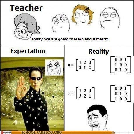 expectations not the same reality the matrix - 6092405248