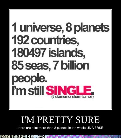 emolulz,forever alone,planets,science