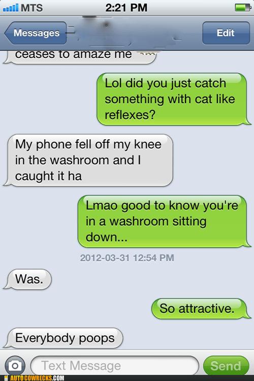 bathroom humor everybody poops iphone - 6092670976
