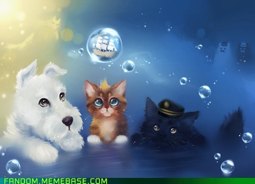 cute Fan Art kitten Tintin - 6093193728