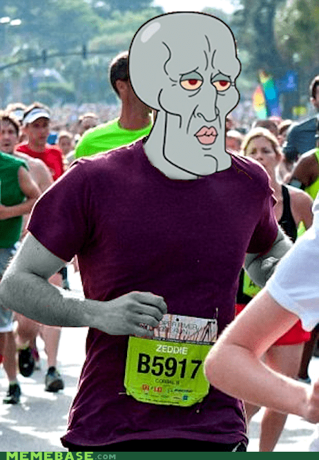 handsome Memes photogenic guy squidward - 6094621440