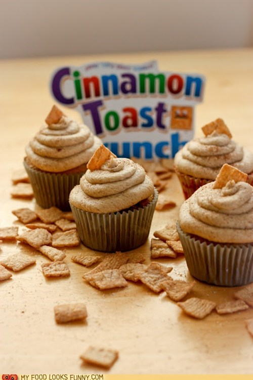cereal cinnamon toast crunch cupcakes flavor frosting - 6094930432
