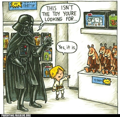 comic cute darth vader star wars - 6095037440