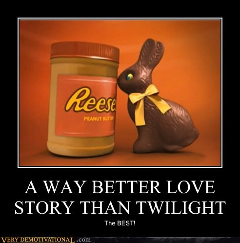 A WAY BETTER LOVE STORY THAN TWILIGHT The BEST!