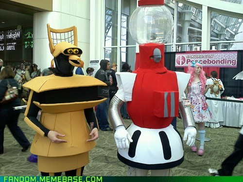 cosplay crow-t-robot mst3k tom servo - 6095080192