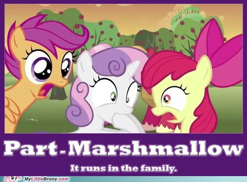 cutie mark crusaders marshmallow meme rarity Sweetie Belle - 6095271680