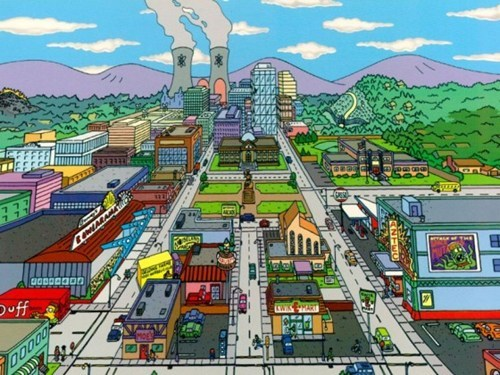 simpsons,springfield