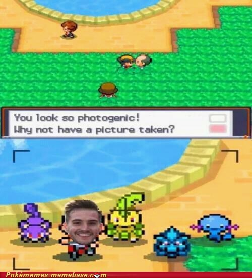 meme Memes Pokémon ridiculously photogenic guy - 6095522304