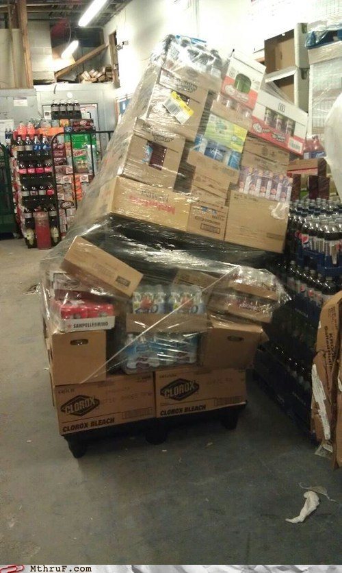 delivery g rated monday thru friday shipment stacking fail