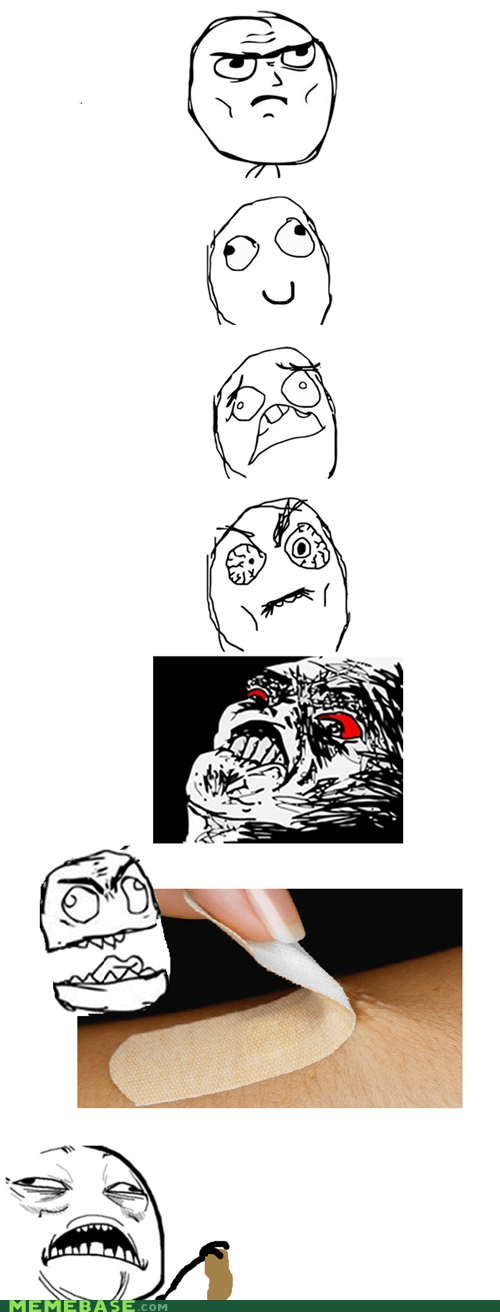 band aid Rage Comics raisin rage sweet jesus have mercy - 6096104960